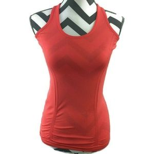Athleta Ruched Fastest Track Tank Top